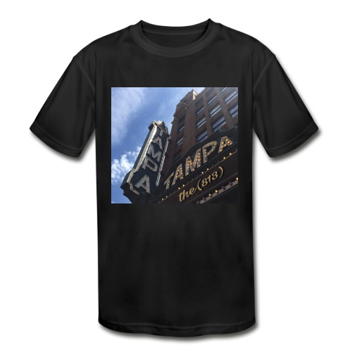 Tampa Theatrics - Kid's Moisture Wicking Performance T-Shirt