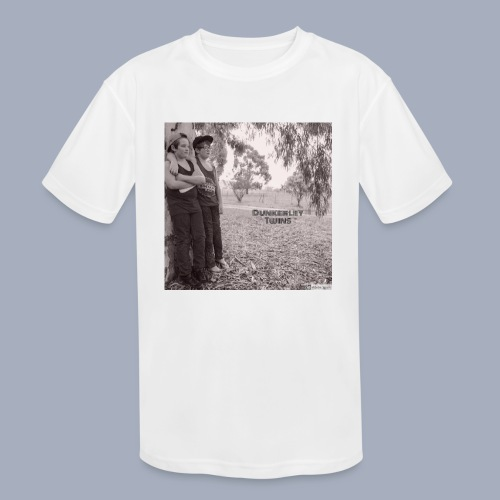 dunkerley twins - Kids' Moisture Wicking Performance T-Shirt