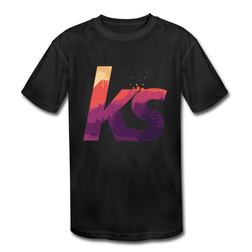 Khalil sheckler - Kids' Moisture Wicking Performance T-Shirt