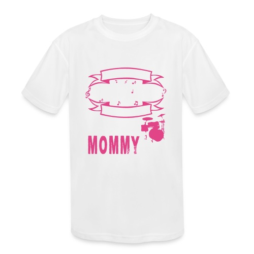 Happy Mother's Day - Kids' Moisture Wicking Performance T-Shirt