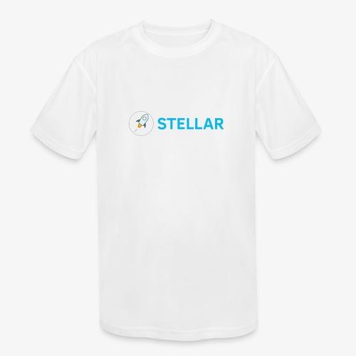 Stellar - Kids' Moisture Wicking Performance T-Shirt