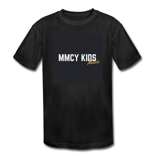 MMCY Kids Music - Kid's Moisture Wicking Performance T-Shirt