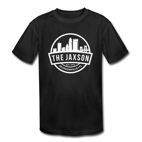 The Jaxson Light - Kids' Moisture Wicking Performance T-Shirt