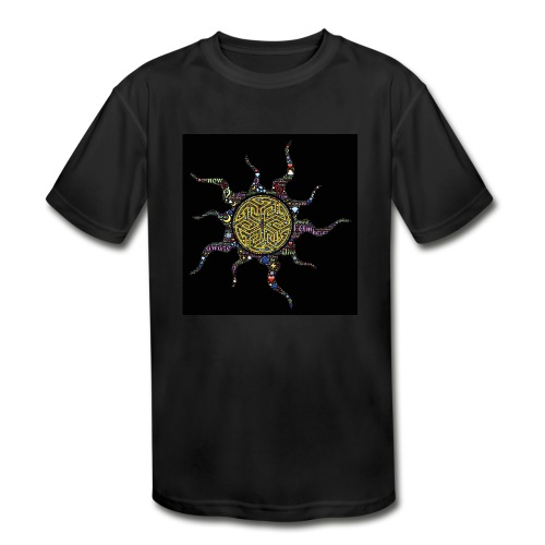 awake - Kids' Moisture Wicking Performance T-Shirt