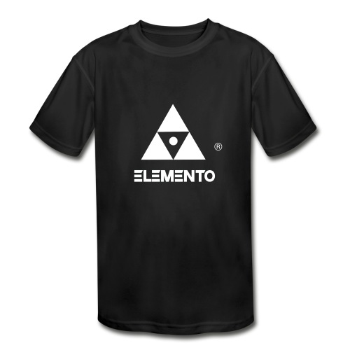 Official logo of ELEMENTO® Arts - Kids' Moisture Wicking Performance T-Shirt
