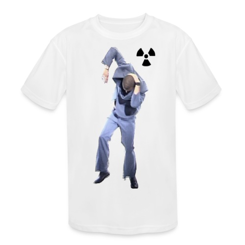 CHERNOBYL CHILD DANCE! - Kids' Moisture Wicking Performance T-Shirt