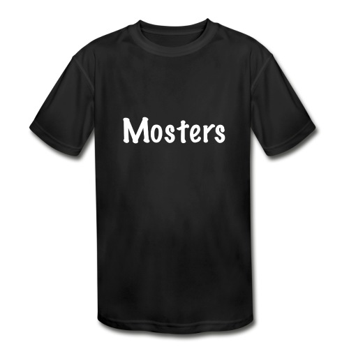 Mosters t-shirt - Kid's Moisture Wicking Performance T-Shirt
