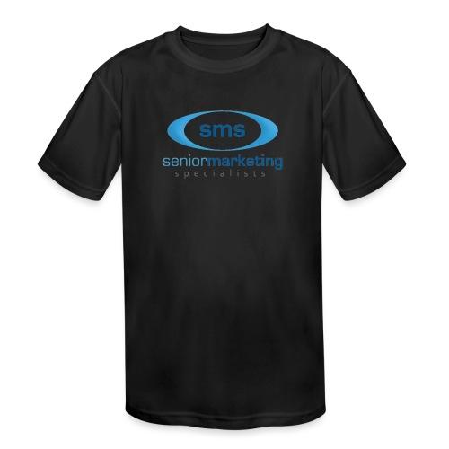Senior Marketing Specialists - Kids' Moisture Wicking Performance T-Shirt