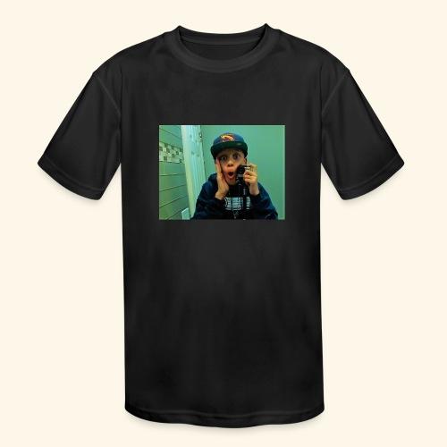Pj Vlogz Merch - Kids' Moisture Wicking Performance T-Shirt