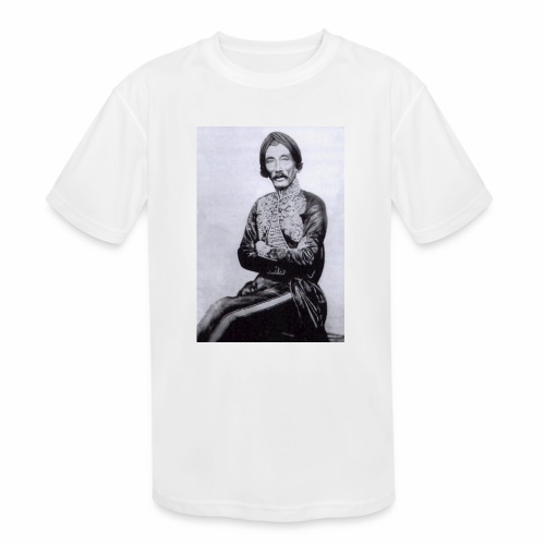 raden saleh photo sp 03 - Kids' Moisture Wicking Performance T-Shirt