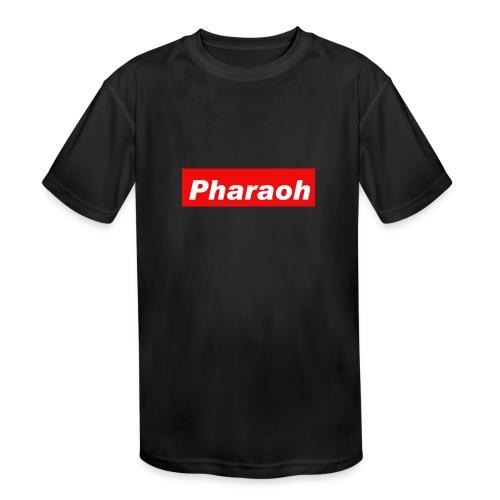 Pharaoh - Kids' Moisture Wicking Performance T-Shirt