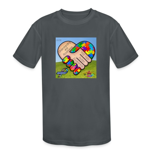 autpro1 - Kids' Moisture Wicking Performance T-Shirt