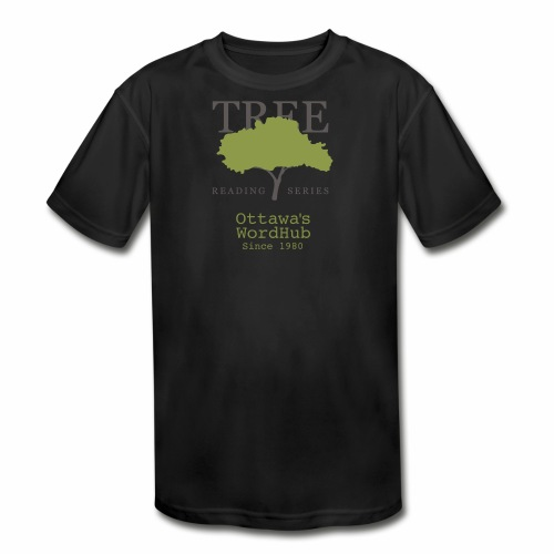 Tree Reading Swag - Kid's Moisture Wicking Performance T-Shirt