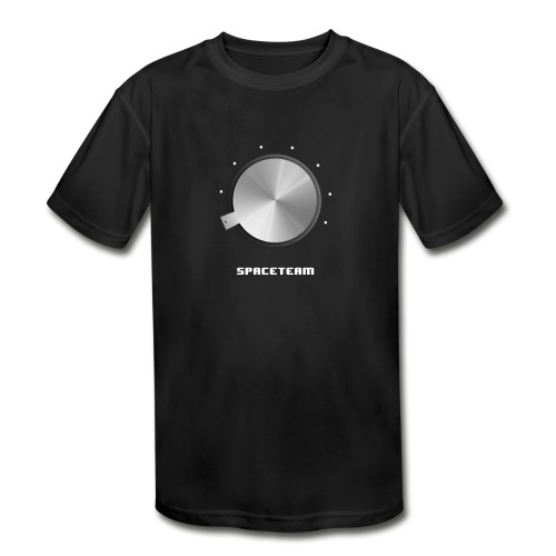 Spaceteam Dial - Kids' Moisture Wicking Performance T-Shirt