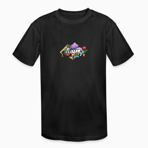 Naem Brand 1.5 - Kids' Moisture Wicking Performance T-Shirt