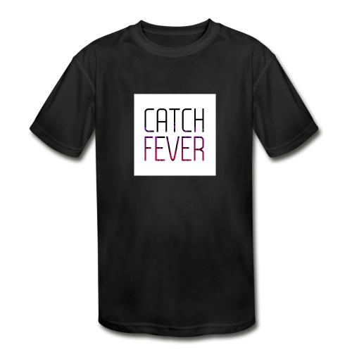 CATCH FEVER 2017 LOGO - Kids' Moisture Wicking Performance T-Shirt