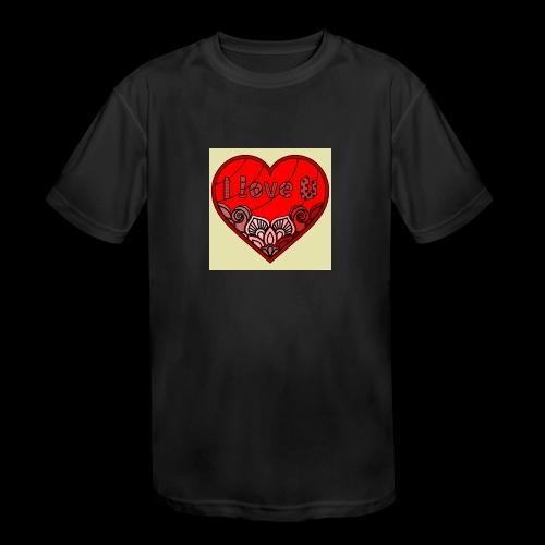 DE1E64A8 C967 4E5E 8036 9769DB23ADDC - Kids' Moisture Wicking Performance T-Shirt