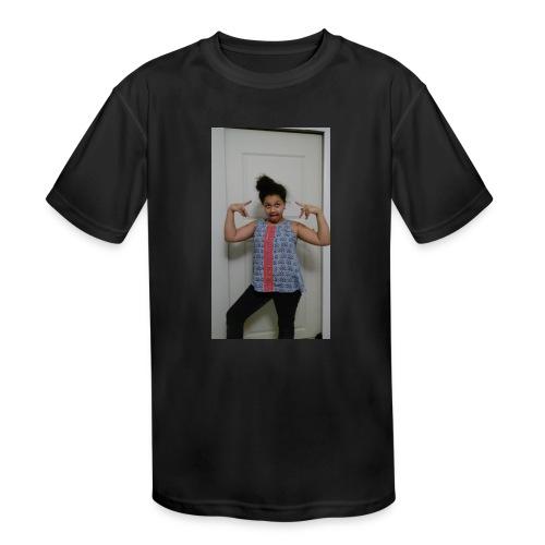 Winter merchandise - Kids' Moisture Wicking Performance T-Shirt