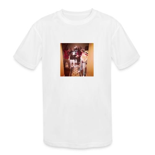 13310472_101408503615729_5088830691398909274_n - Kids' Moisture Wicking Performance T-Shirt