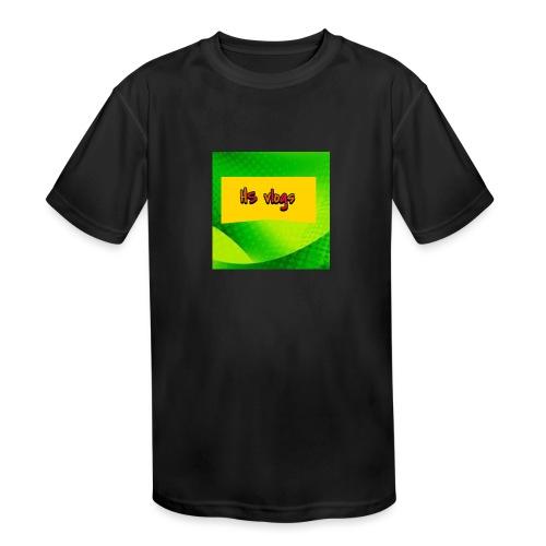 kids t shirt - Kids' Moisture Wicking Performance T-Shirt