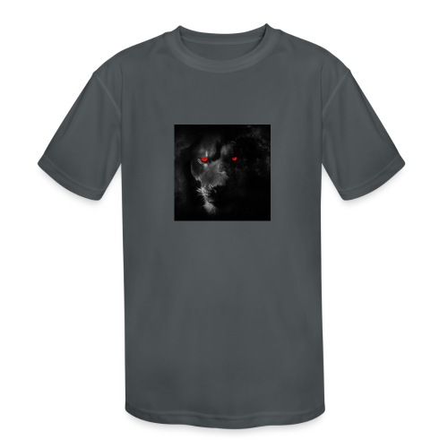 Black ye - Kids' Moisture Wicking Performance T-Shirt