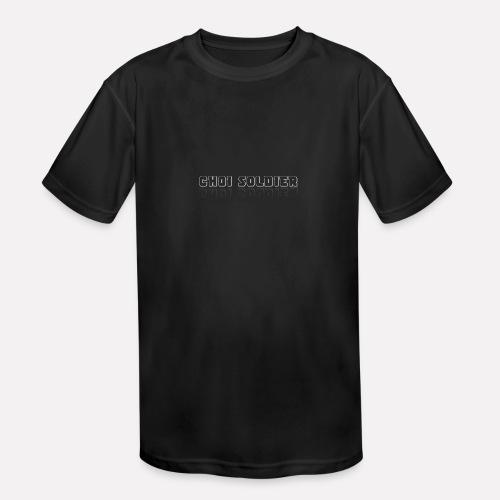 CH0i Soldier - Kids' Moisture Wicking Performance T-Shirt