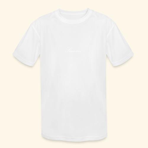 Simonos - Kids' Moisture Wicking Performance T-Shirt