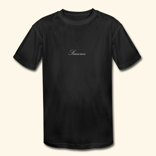 Simonos - Kid's Moisture Wicking Performance T-Shirt