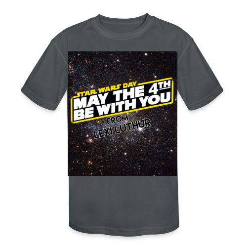 STAR WARS DAY CLOTHES - Kids' Moisture Wicking Performance T-Shirt