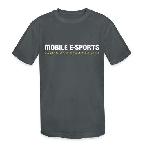 MOBILE E-SPORTS - Kids' Moisture Wicking Performance T-Shirt