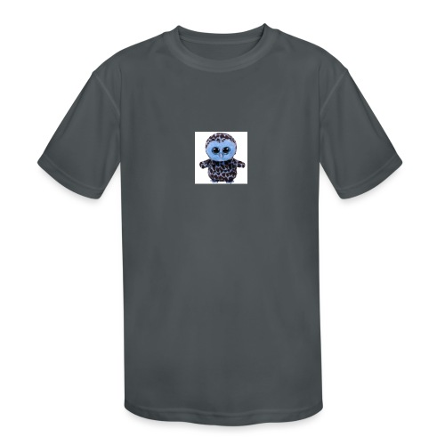 blue_hootie - Kids' Moisture Wicking Performance T-Shirt