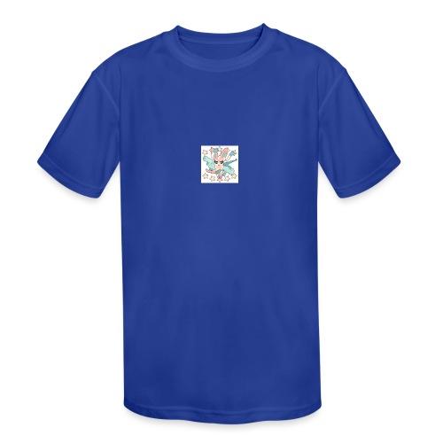 lit - Kids' Moisture Wicking Performance T-Shirt