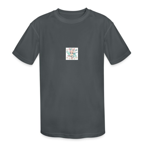 lit - Kids' Moisture Wicking Performance T-Shirt
