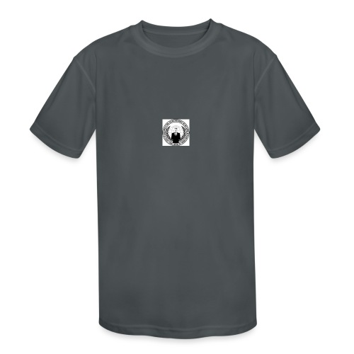 ANONYMOUS - Kids' Moisture Wicking Performance T-Shirt