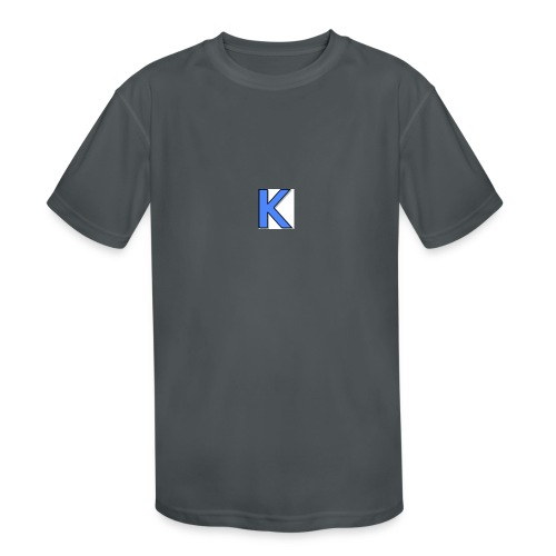 Kickstarkid K - Kids' Moisture Wicking Performance T-Shirt