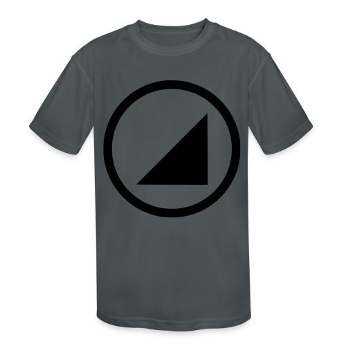 BULGEBULL - Kids' Moisture Wicking Performance T-Shirt