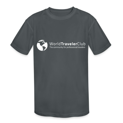wtc logo - Kids' Moisture Wicking Performance T-Shirt