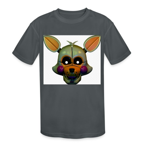 lolbit - Kids' Moisture Wicking Performance T-Shirt