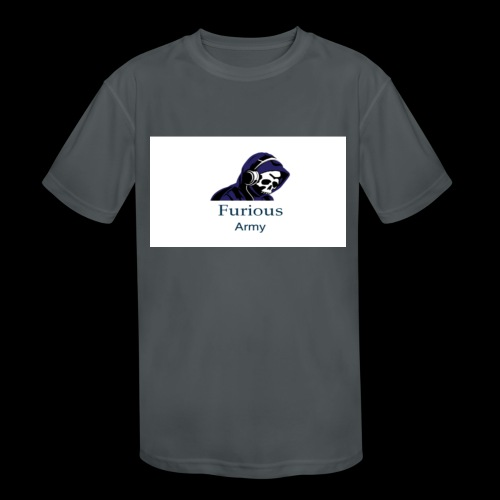savage hoddie - Kids' Moisture Wicking Performance T-Shirt