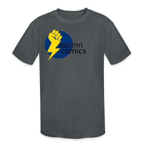 OSCINN - Kids' Moisture Wicking Performance T-Shirt