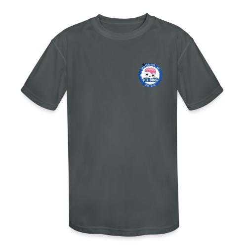 ICEBING002 - Kids' Moisture Wicking Performance T-Shirt