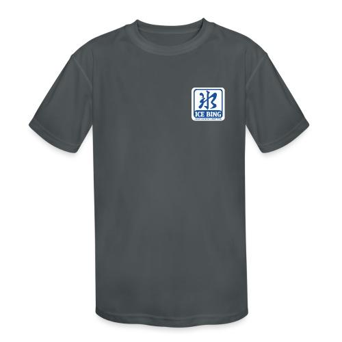ICEBING003 - Kids' Moisture Wicking Performance T-Shirt