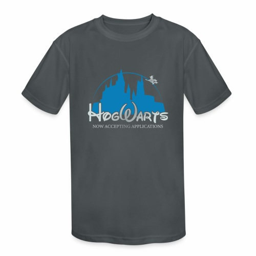 Castle Mashup - Kids' Moisture Wicking Performance T-Shirt