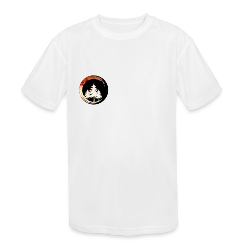 Valley View Records Official Company Merch - Kids' Moisture Wicking Performance T-Shirt