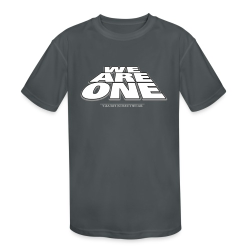 We are One 2 - Kids' Moisture Wicking Performance T-Shirt