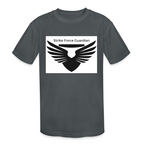 Strike force - Kids' Moisture Wicking Performance T-Shirt