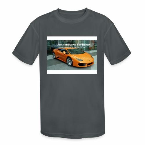 The jackson merch - Kids' Moisture Wicking Performance T-Shirt