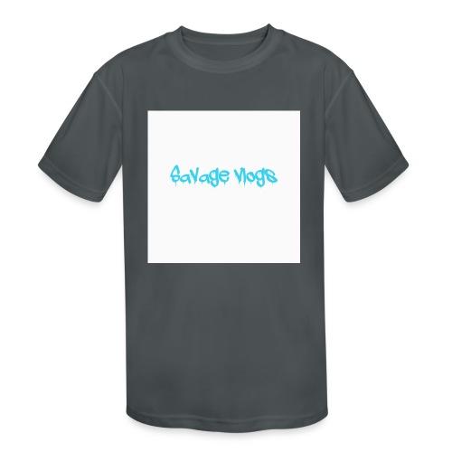 BBE7B1B4 6044 42AF A152 48208328D2C8 - Kids' Moisture Wicking Performance T-Shirt