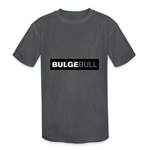 BULGEBULL TAGG - Kids' Moisture Wicking Performance T-Shirt