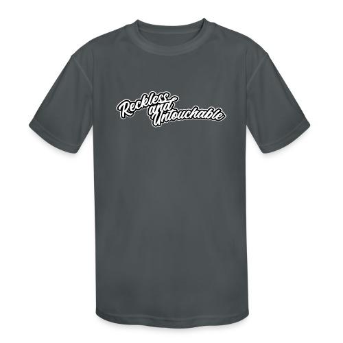 rau 01 - Kids' Moisture Wicking Performance T-Shirt